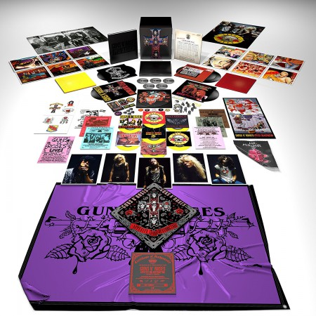 Guns N' Roses: Appetite for Destruction (Locked N' Loaded Box) - Plak