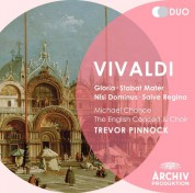 Michael Chance, The English Concert, Trevor Pinnock: Vivaldi: Gloria, Stabat Mater - CD