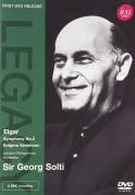London Philharmonic Orchestra, Georg Solti: Elgar: Symphony No.2, Enigma Variations - DVD