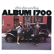 Peter, Paul & Mary: Album 1700 (200g-edition) - Plak