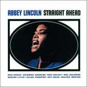 Abbey Lincoln: Straight Ahead + 5 Bonus Tracks - CD