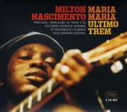 Milton Nascimento: Maria Maria / Ultimo Trem - CD