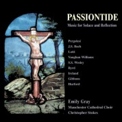 Passiontide: Music for Solace and Reflection - CD