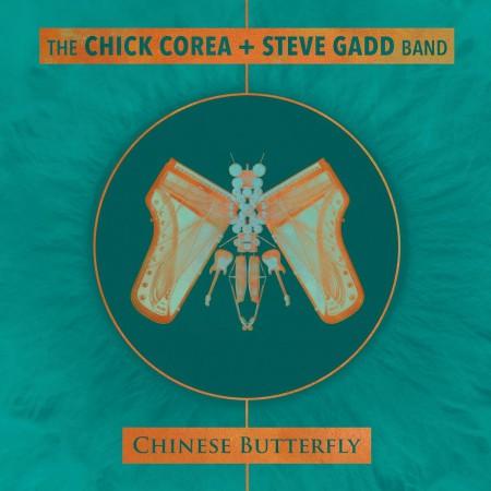 Chick Corea, Steve Gadd: Chinese Butterfly - Plak