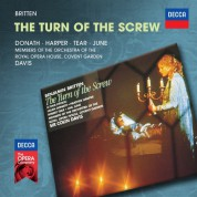 Sir Colin Davis, Helen Donath, Heather Harper, Ava June, Orchestra of the Royal Opera House, Covent Garden, Robert Tear: Britten: The Turn Of The Screw - CD