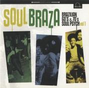 Çeşitli Sanatçılar: Soul Braza Vol. 1 - Plak