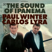 Paul Winter, Carlos Lyra: The Sound Of Ipanema - Plak