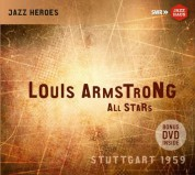 Louis Armstrong All Stars: Stuttgart 1959 - CD