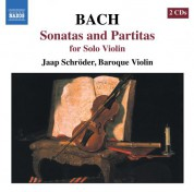Bach, J.S.: Sonatas and Partitas for Solo Violin, Bwv 1001-1006 - CD