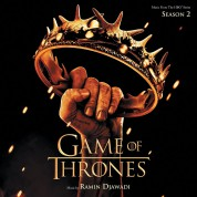 Ramin Djawadi: Game of Thrones: Season 2 - Plak