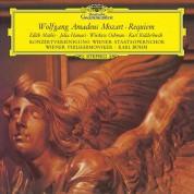 Karl Böhm, Wiener Philharmoniker: Mozart: Requiem KV 626 - Plak