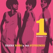 Diana Ross, The Supremes: No.1's - Plak