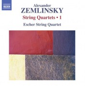 Escher String Quartet: Zemlinsky: String Quartets, Vol. 1 - CD