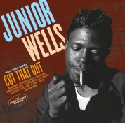 Junior Wells: Cut That Out - CD