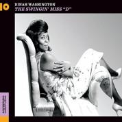 "Dinah Washington: The Swinging Miss D"" + 12 Bonus Tracks"" - CD"