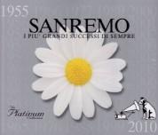 Çeşitli Sanatçılar: Sanremo Platinum 1955-2010 - CD