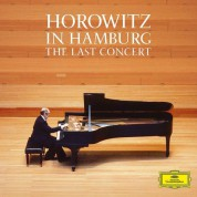 Vladimir Horowitz: Horowitz in Hamburg - The Last Concert - Plak