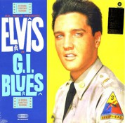 Elvis Presley: G.I. Blues - Plak
