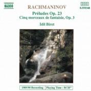 Rachmaninov: Preludes Op. 23 / Cinq Morceaux De Fantaisie - CD