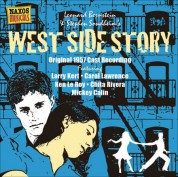 Çeşitli Sanatçılar: Bernstein, L.: West Side Story (Original Broadway Cast) / On the Waterfront (Kert, Lawrence) (1957) - CD