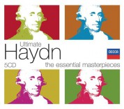 Çeşitli Sanatçılar: Haydn: Ultimate Haydn - CD