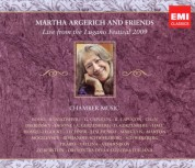 Martha Argerich & Friends Live from Lugano 2009 - CD
