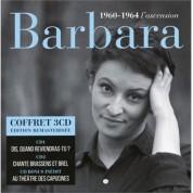 Barbara: 1960-1964 L'ascension - CD