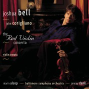 Joshua Bell, Jeremy Denk, Baltimore Symphony Orchestra: The Red Violin Concerto - CD