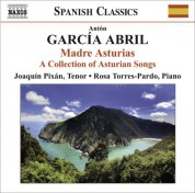 Joaquin Pixan: Garcia Abril, A.: Madre Asturias - A Collection of Asturian Songs - CD