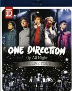One Direction: Up All Night: The Live Tour - BluRay