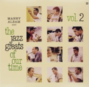 Manny Albam: And The Jazz Greats Of Our Time Vol. 2 - Plak