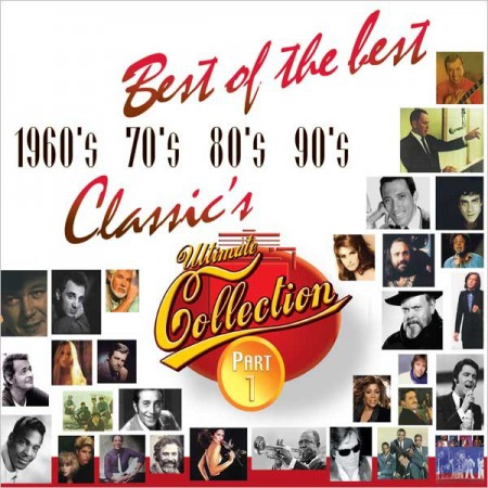 Çeşitli Sanatçılar: Best Of The Best Classics Part 1 - CD