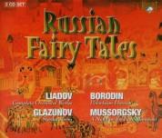 London Symphony Orchestra, Armenian Philharmonic Orchestra, Ivan Shpiller, Yondani Butt, Loris Tjeknavorian: Russian Fairy Tales - CD