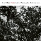 Colin Vallon: Danse - CD