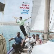 Chet Baker And Crew + 1 Bonus Track  (Photographs By William Claxton) - Plak