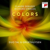 Yaara Tal, Andreas Groethuysen: Colors - CD