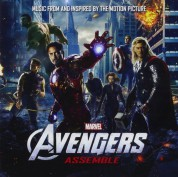Çeşitli Sanatçılar: Avengers Assemble (Soundtrack) - CD
