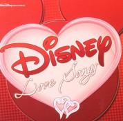 Çeşitli Sanatçılar: Disney Love Songs - CD