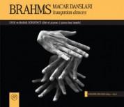 Ufuk Dördüncü, Bahar Dördüncü: Macar Dansları (dört el piyano) - CD