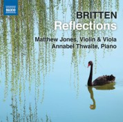 Matthew Jones, Annabel Thwaite: Britten: Reflections - CD