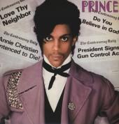 Prince: Controversy - Plak