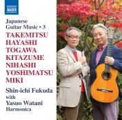 Shin-Ichi Fukuda - Japanese Guitar Music Vol.3 - CD