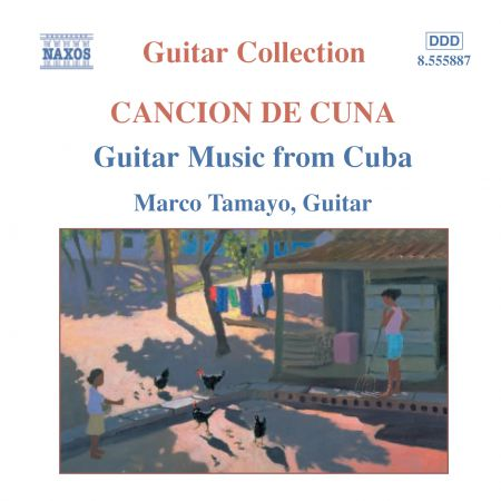 Guitar Music From Cuba - CD