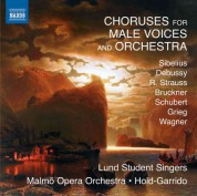 Choruses for Male Voices and Orchestra - CD