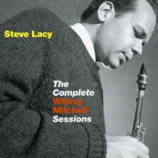Steve Lacy: The Complete Whitley Mitchell Sessions - CD