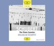 Wilhelm Kempff: Schubert: The Piano Sonatas - CD