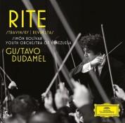 Gustavo Dudamel, Simón Bolívar Youth Orchestra of Venezuela: Stravinsky: Sacre Du Printemps + Revueltas - CD