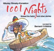 One Thousand And One Nights - Sinbad The Sailor And Other Stories - CD