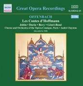 Offenbach: Tales of Hoffmann (The) (Opera-Comique) (1948) - CD