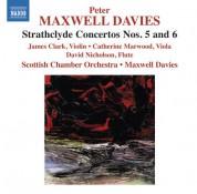 Sir Peter Maxwell Davies: Maxwell Davies: Strathclyde Concertos Nos. 5 & 6 - CD